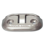 "Dock Edge Flip Up Dock Cleat 6"" - Polished"