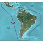 Garmin BlueChart g2 HD - HXSA600X - South America - microSD\/SD