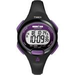 Timex IRONMAN 10-Lap Watch - Mid-Size - Purple\/Black
