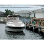 Monarch Nor'Easter 2 Piece Mooring Whips f\/Boats up to 23'