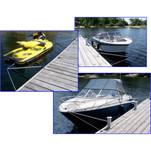 Dock Edge Mooring Arm - 4'