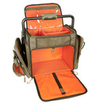 Wild River FRONTIER Lighted Bar Handle Tackle Bag w\/o Trays