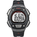 Timex Ironman Classic 50-Lap Full-Size Watch - Silver\/Red