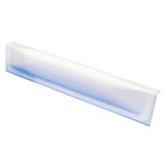 "Dock Edge Dock Bumper Straight Dockguard - 18"" - White"