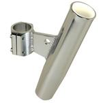 "C.E. Smith Aluminum Clamp-On Rod Holder - Vertical - 1.315"" OD"