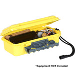 Plano Medium ABS Waterproof Case - Yellow