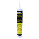 BoatLIFE Silicone Rubber Sealant Cartridge - White