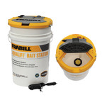 Frabill Aqua-Life Bait Station - 6 Gallon Bucket