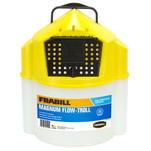 Frabill Magnum Flow Troll Shrimp Bucket - 10 Quart