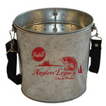 Frabill Galvanized Wade Bucket - 2 Quart