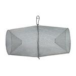 "Frabill Torpedo Trap - Galvanized Minnow Trap - 10"" x 9.75"" x 9"""