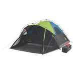 Coleman 6-Person Darkroom Fast Pitch Dome Tent w\/Screen Room