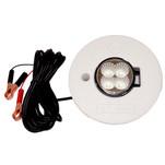 Hydro Glow FFL12 Floating Fish Light w\/20 Cord - LED - 12W - 12V - White