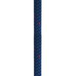 "New England Ropes 1\/2"" X 25 Nylon Double Braid Dock Line - Blue w\/Tracer"