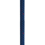 "New England Ropes 1\/2"" X 35 Nylon Double Braid Dock Line - Blue w\/Tracer"