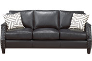 Hunt Leather Sofa