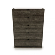 CLOÉ 5 DRAWER DRESSER