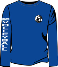 KMS Volleyball 19 Long Sleeve T-shirt