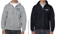 Masonic Heights Gildan® Adult Zip Up Hooded Sweatshirt