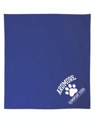 Gildan DryBlend Fleece Stadium Blanket