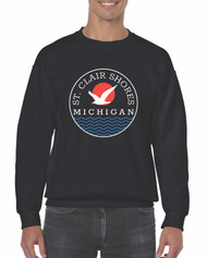 Gildan® Heavy Blend™ Adult Crewneck Sweatshirt Design 2
