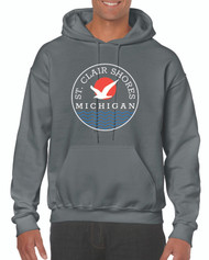Gildan® Heavy Blend™ Adult Hooded Sweatshirt Design 2