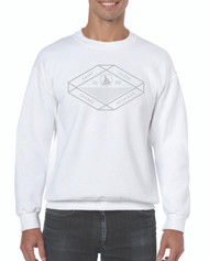 Gildan® Heavy Blend™ Adult Crewneck Sweatshirt Design 3
