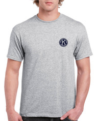 SPORT GREY LEFT CHEST