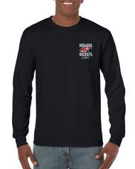 Rodgers Staff Gildan Heavy Cotton Adult Long Sleeve T-Shirt
