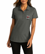 Rodgers Staff Port Authority Ladies SuperPro React Polo with Embroidered Logo
