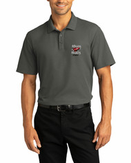 Rodgers Staff Port Authority  SuperPro React Polo with Embroidered Logo