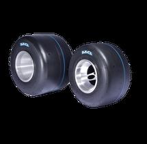 MG RL2 Blue Tire