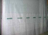 "Flame-Retardant Plastic Sheeting 14' 3"" x 150' (Roll)"