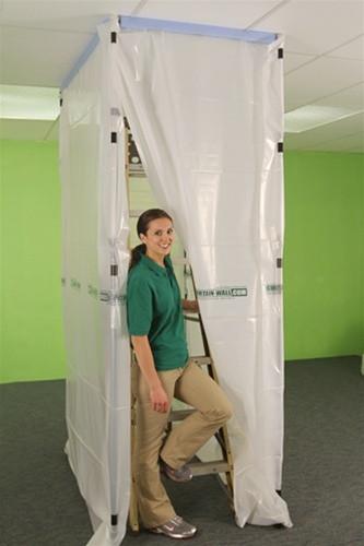 Curtain-Wall Cube Kit Installation