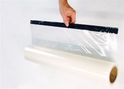 Carpet Barrier shown with Xcel Strip Applicator