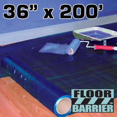 ToolLab Floor Barrier