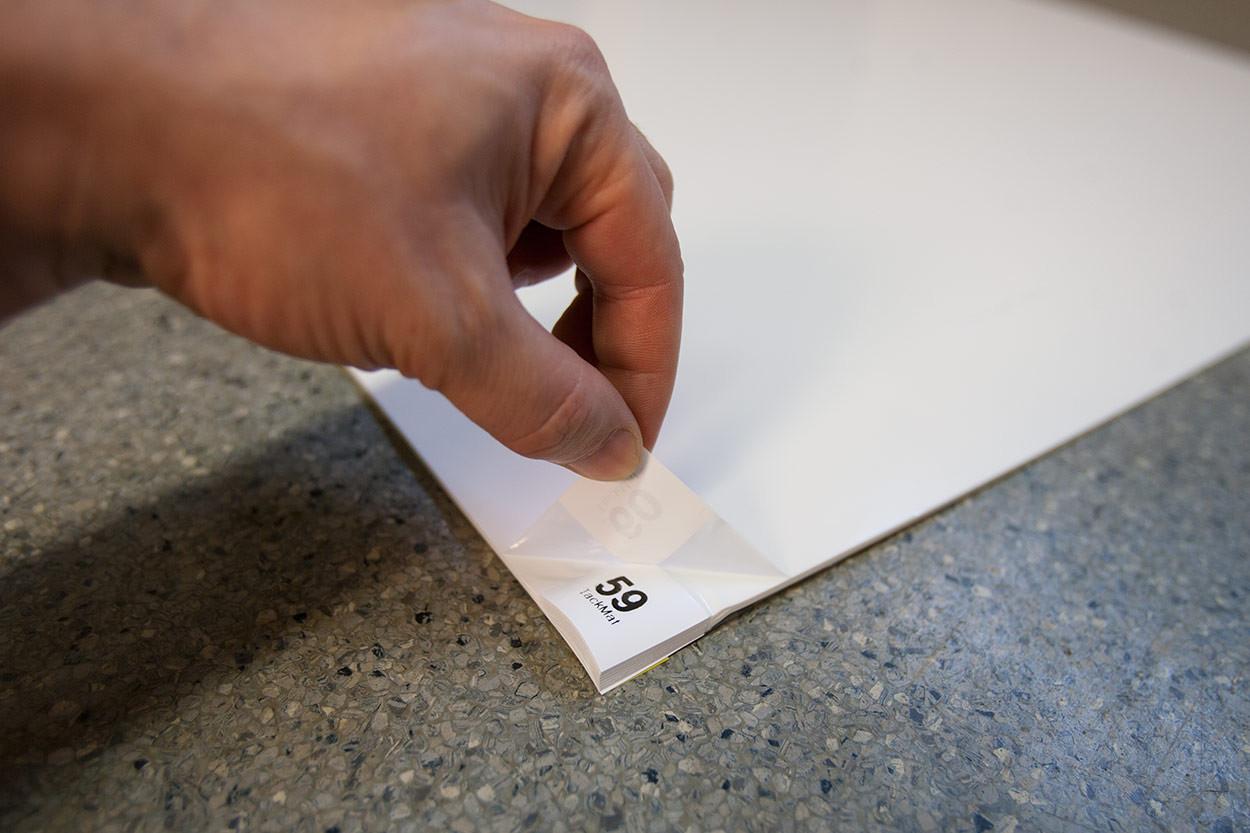 TackMat Peeling layer