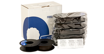 Printronix 107675-007 Extended Life Spool Ribbon, 50M CHAR, 6-Pack (P5000 Text & OCR P5000)
