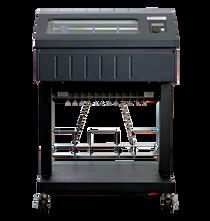 TallyGenicom P6810 Line Matrix Printer, 1000lpm, Open Pedestal (P6810-1110)