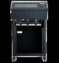 TallyGenicom 6800ZT Zero Tear Pedestal Line Matrix Printer, 500LPM (Z6805-1110)