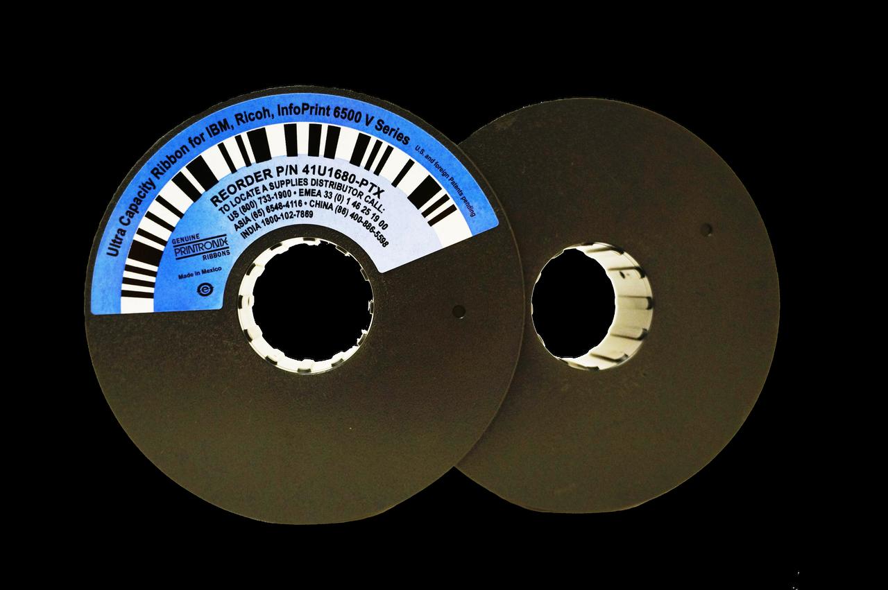 Printronix 41U1680-PTX Ultra Capacity Ribbon for Ricoh