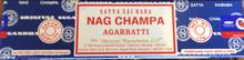 Nag Champa Incense 40 gm Box/ 40 Sticks Box