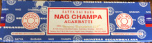 Nag Champa Incense 100 gm Box/ 100 Stick Box