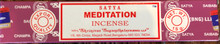 Meditation Incense 15 gm/ 15 Stick Box