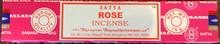 Rose Incense 15 gm/ 15 Stick Box