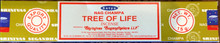 Tree of Life Incense 15 gm/ 15 Stick Box