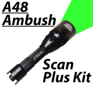 Wicked Lights A48IC Scan Plus Night Hunting Light kit with Green LED