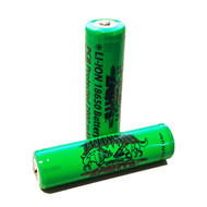 Wicked Lights replacement 18650 Li-Ion rechargeable batteries
