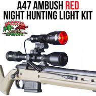 Wicked Lights A47 Red Night Hunting Light Kit thumbnail