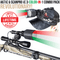 Wicked Lights A67iC & ScanPro iC 3-Color-In-1 Night Hunting Light and Headlamp Combo Kit thumbnail